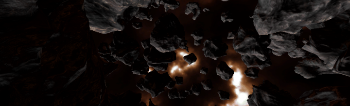 Procedural Asteroids – Part 1